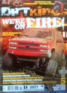 Dirt Kings Cover Jan 2013