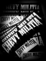 chevy militia sticker pack