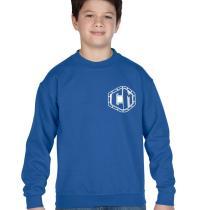 chevy militia kids sweatshirt