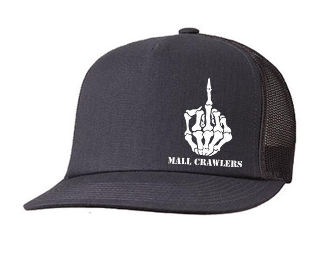 f508899cc9f Middle Finger Snap back Hat - Chevy Militia